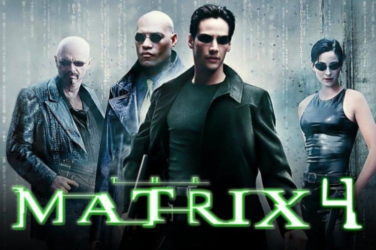 Ανακοινώθηκε το Matrix 4 (video)