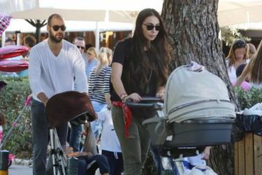 Σπανούλης - Χοψονίδου: θα γίνουν γονείς για έκτη φορά