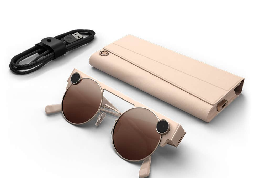Snap Spectacles 3: Νέα έξυπνα γυαλιά Snapchat με δύο HD κάμερες
